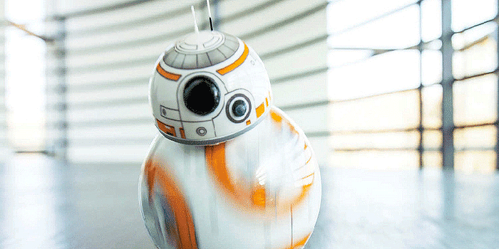 BB8 in Star Wars, function or form, Switch digital and brand agency Malta