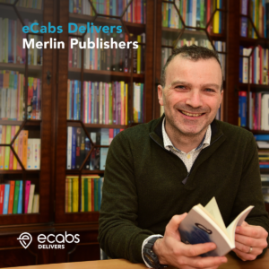 eCabs Delivers Merlin Publishers