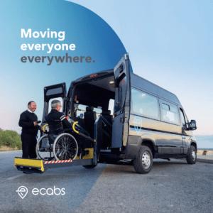eCabs Wheelchair Access