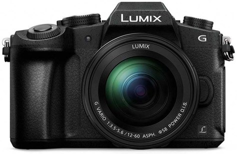 Panasonic Lumix G85 mirrorless camera