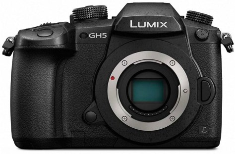 Panasonic Lumix GH5 camera