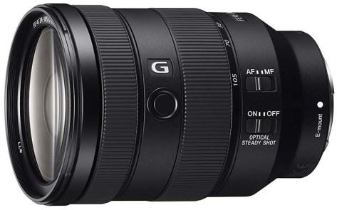 Sony 24-105mm f4 lens
