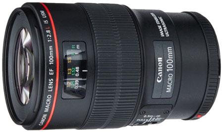 Canon 100mm Macro EF lens