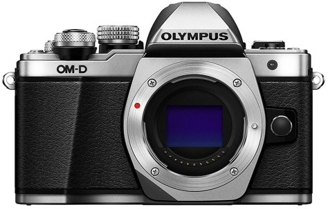 Olympus OM-D E-M10 Mark II camera body
