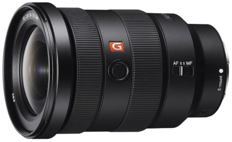 Sony 16-35mm f2.8 GM lens