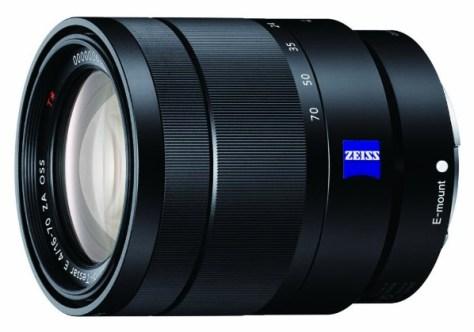 Sony Vario-Tessar T* E 16-70mm lens