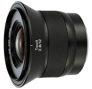 Zeiss Touit 12mm lens