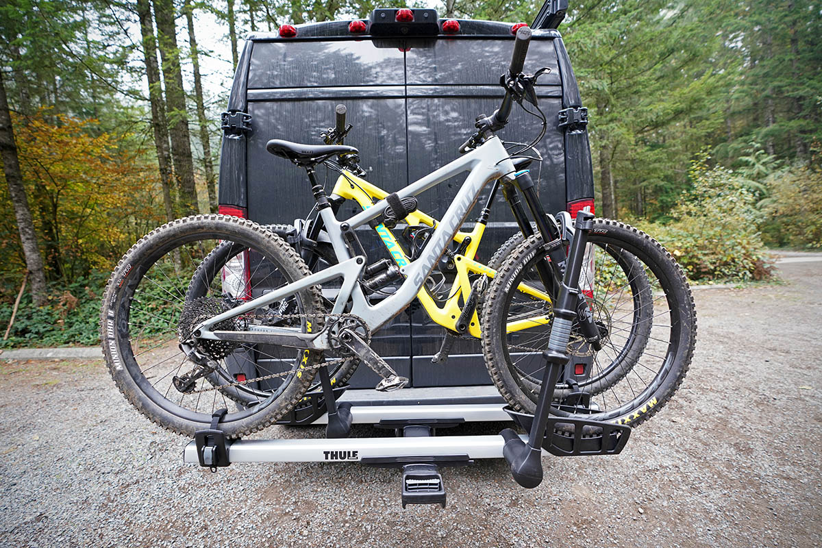 thule t2 pro xt review switchback travel