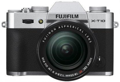 Fujfilm X-T10 camera