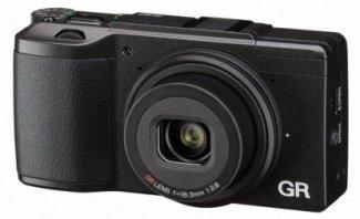 Ricoh GR II camera