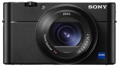 Sony RX100 V point-and-shoot camera