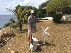 Project Curacao Box and Turbine