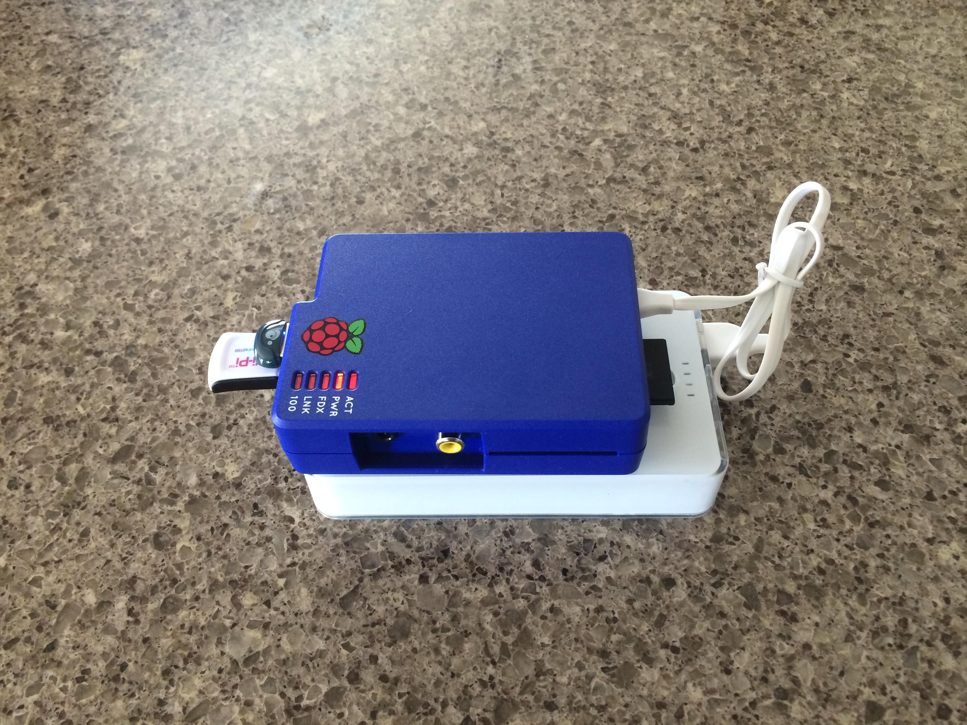 BeaconAir - Reading iBeacons on your Raspberry Pi