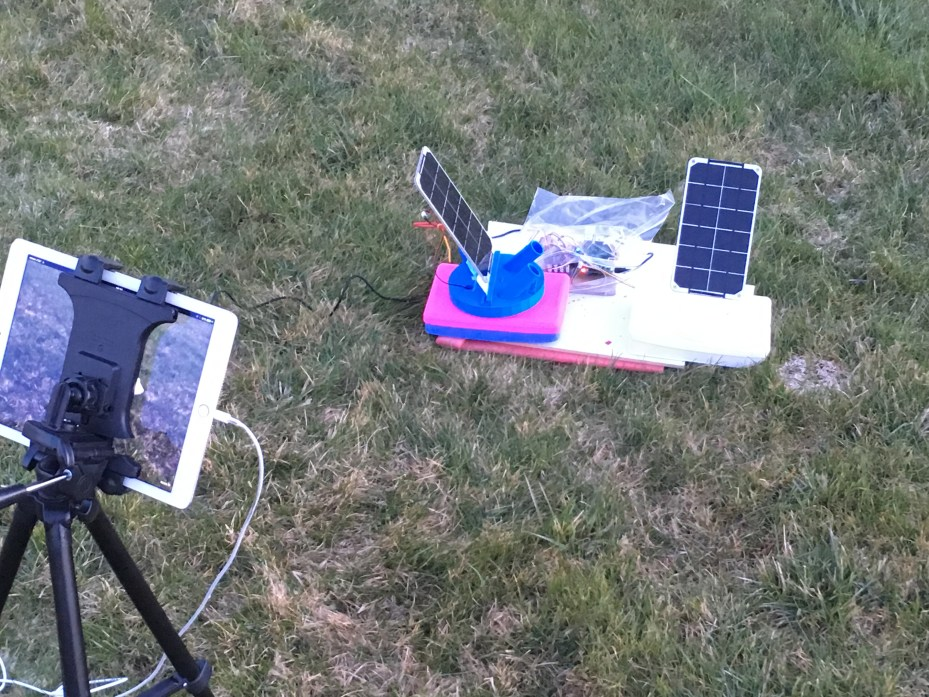 Sun Tracking for Solar Power – Part 4 – The Video