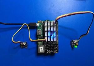 Simple IOT Sunlight Sensing Raspberry Pi Project - SunIOT