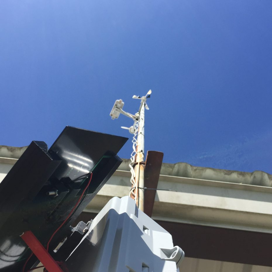 Guest Blog – Larry Bonnette's Solar Powered OurWeather Station #3