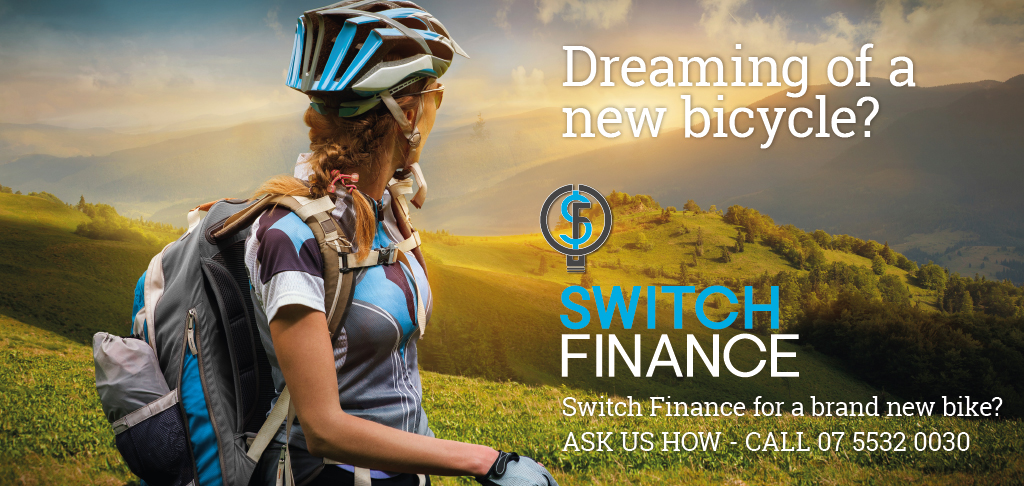 Dreaming of a new bicycle?