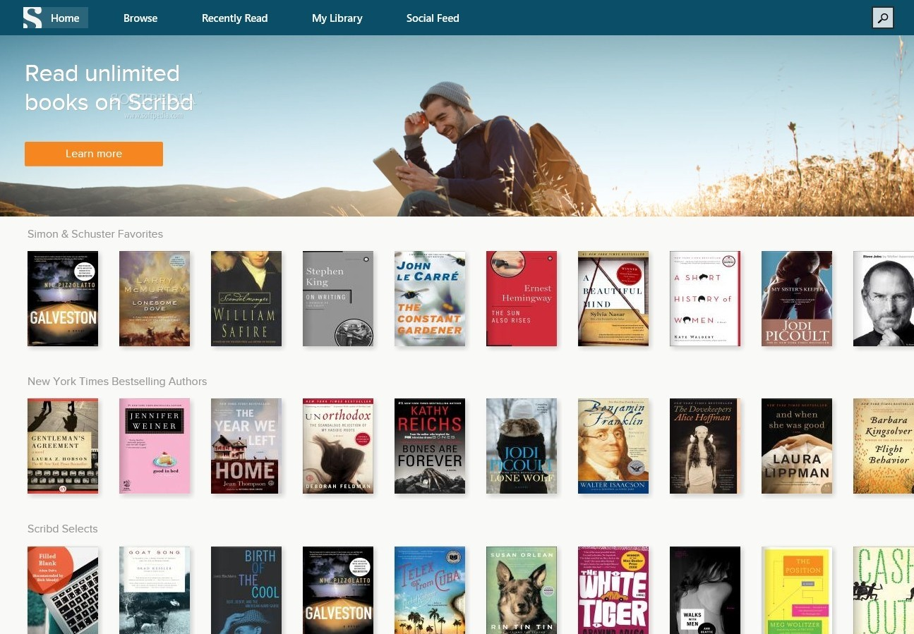 Cara men-download file di scribd tanpa login dan upload | the1uploader