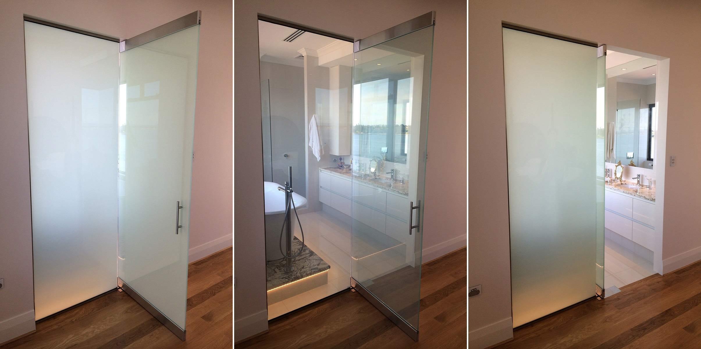 Bathroom Switch Glass