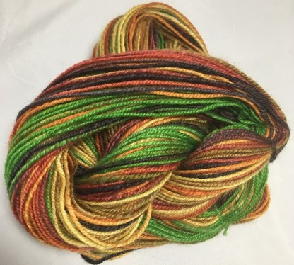 Kaleidoscope yarn