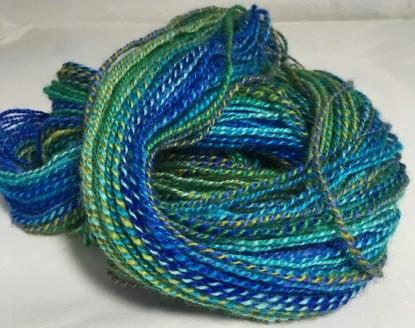 Naiad yarn