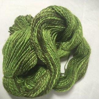 falkland green yarn