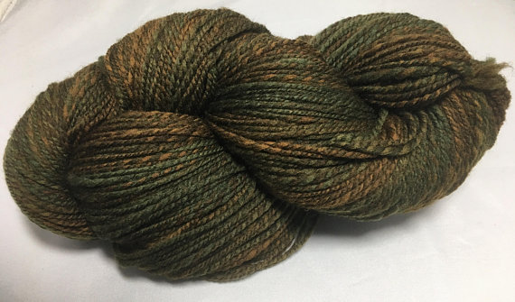 forest loam yarn