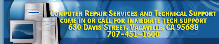 Come in or call for immediate tech support!