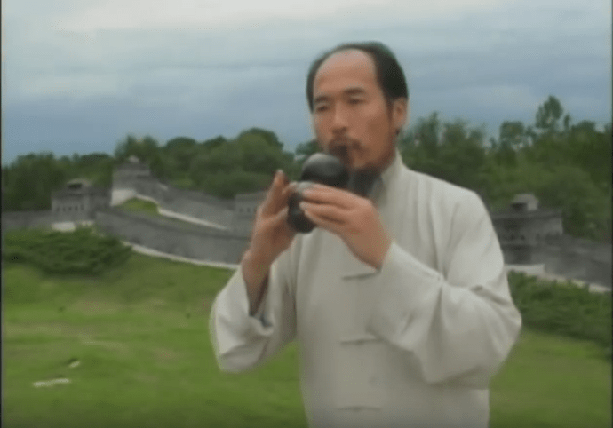 Master Shen Wu Playing Different Instruments