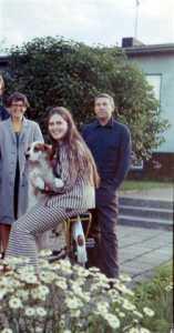 Familjen Ohlsson 1969 utan er bloggare