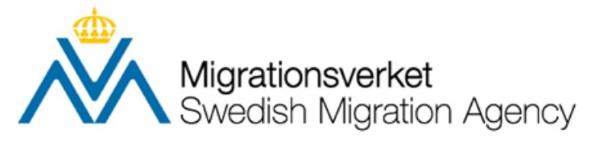 Migrationsverkets nya logga