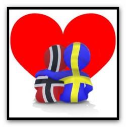 Norsk-svensk kärlek