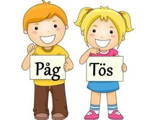 Påg och Tös