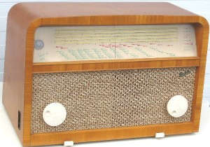 En gammal hederlig Radiola