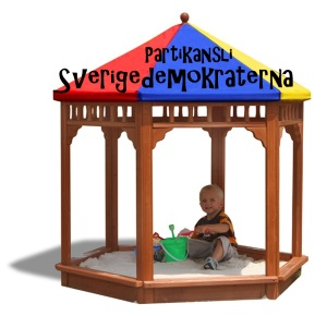Sverigedumokratisk sandlåda