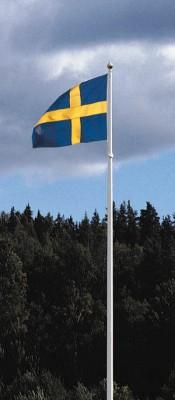 Svenska flaggen