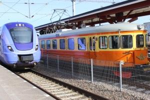 Svenska tåg