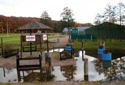 Åstorps Ryttarförenings anläggning vid Tingvalla