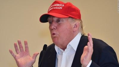Donald Trumps hälsporre