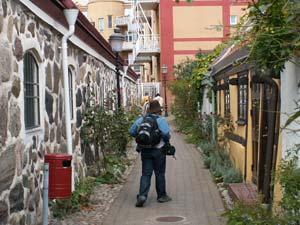 Kevin i Ystad