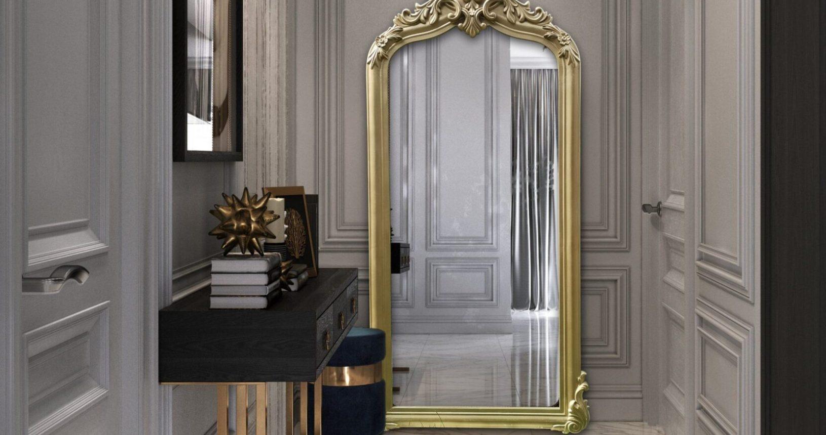 Купить напольное зеркало