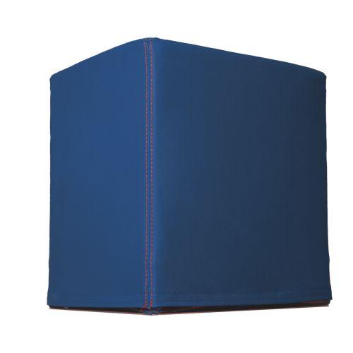 SWOOFLE Mietmöbel Europaweit Overnight - FlatCube royal blau B1 schwer entflammbar