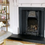 How To Easily Update And Refresh An Old Victorian Fireplace On A Budget Swoon Worthy