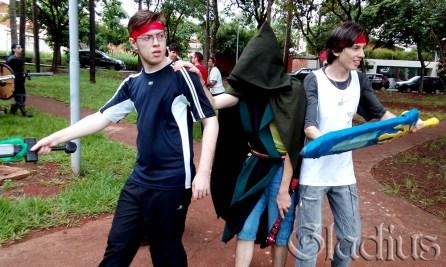 Torneio Primavera do Clã Wolfstrider - Gladius Swordplay Larp Boffering
