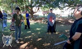 Gladius Swordplay Torneio de Outono Clã dos Cavaleiros