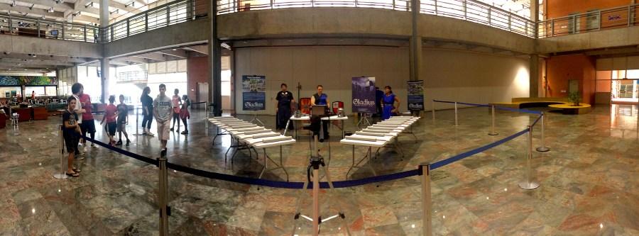 Panoramica Gladius Swordplay SESC Araraquara 02