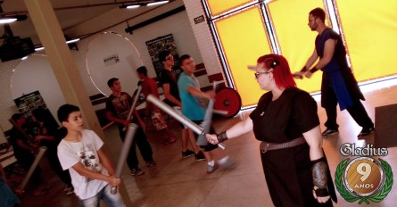 Gladius Swordplay - Sesc Taubate 2017 - 08