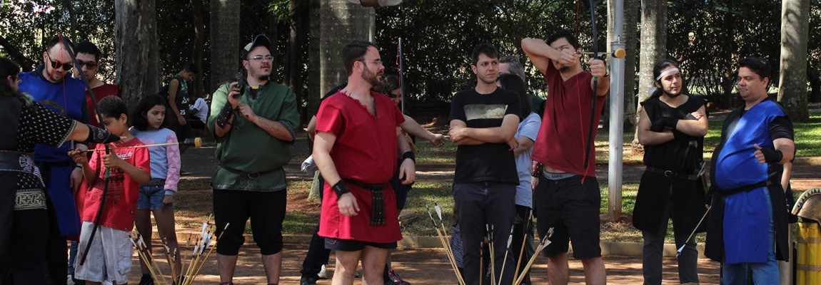 Gladius Swordplay no Sesc Bauru 2019!