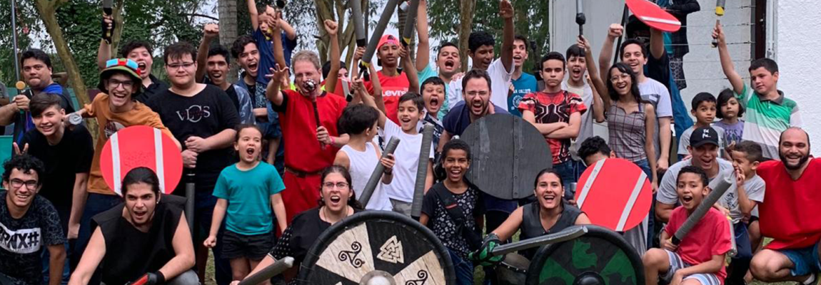 Gladius Swordplay no Sesc Registro 2019!