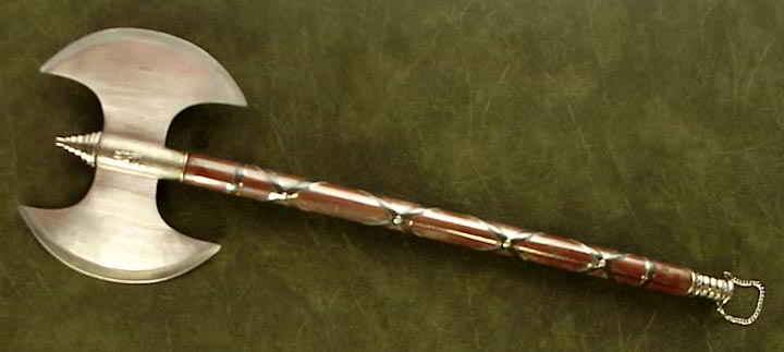 Image Borrowed from www.swordsandarmor.com